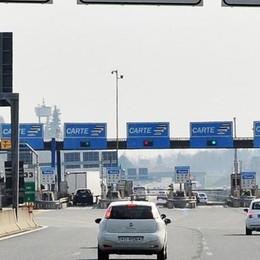 Rincaro pedaggi autostrade  Protesta l'autotrasporto