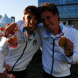 Oro alle Olimpiadi giovanili  Nicolas Castelnovo, che trionfo