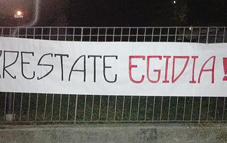 Forza Nuova attacca: «Arrestate Egidia»  La replica : «I documenti erano regolari»
