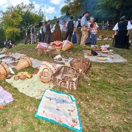 Premana rivive l'antico  già più di tremila turisti