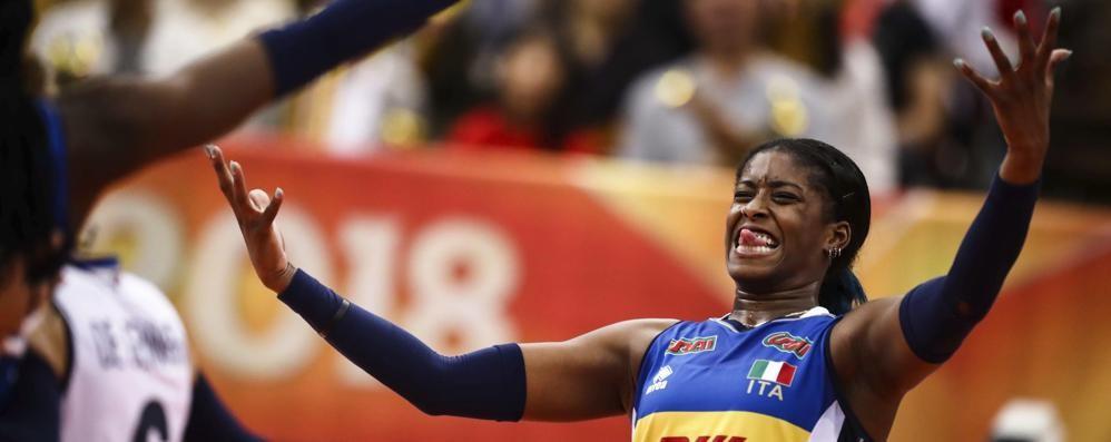 Miriam e le azzurre   Semifinale iridata