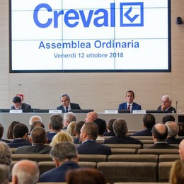 Credito Valtellinese: Lovaglio presidente. Selvetti confermato