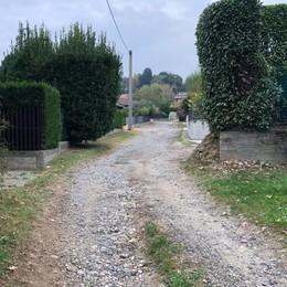 Via Forlanini asfaltata a spese pubbliche  Ora sperano pure via Pascoli e via Perosi