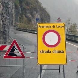 Maltempo: due strade chiuse  in Val Cavargna e a Valbrona