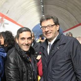 Nuova 38, Giorgetti guarda già al futuro  «Ora Tirano e le Olimpiadi»