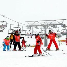 Valsassina olimpica, vertice al Pirellino  Niente gare, si punta sugli allenamenti