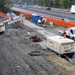 Annone, il nuovo ponte aperto dal 2 marzo