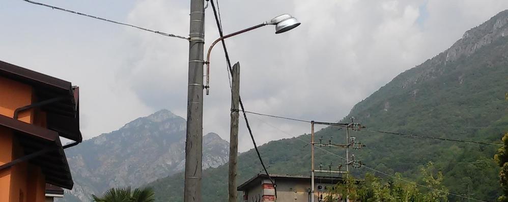 Due milioni per sostituire i lampioni   Ci saranno anche punti di accesso web