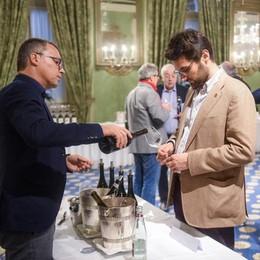 A Villa d'Este   il Wine Symposium  Vini top al mondo
