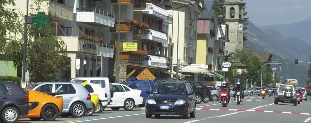 Aprica, da dicembre parcheggi a pagamento