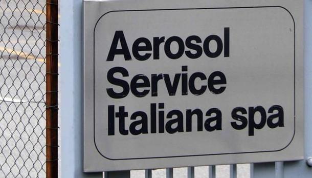Aerosol, spunta un compratore  e si riaccende una speranza