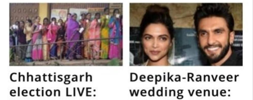 A Villa Balbianello  le nozze degli attori indiani Con 40 milioni di follower