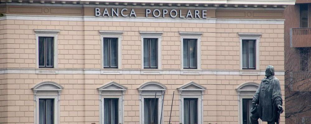 La Banca Popolare di Sondrio verso l'acquisizione di Caricento