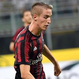Andrea Conti   pronto al rientro col Milan
