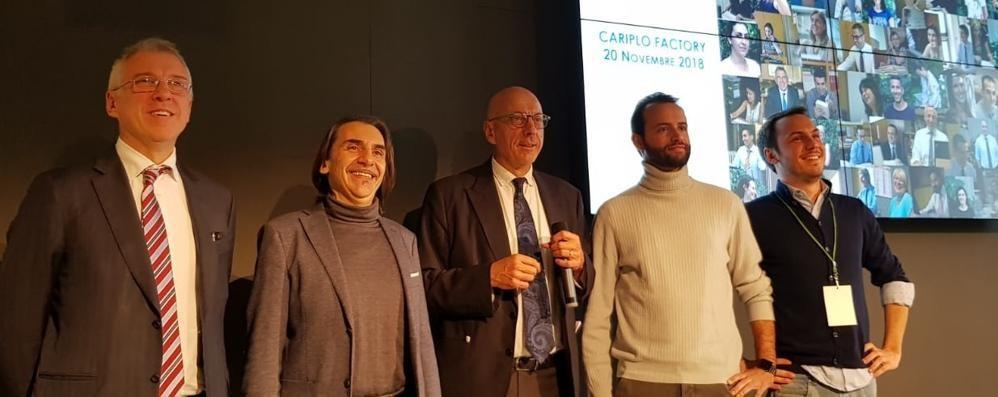 Innovazione digitale  Premi a tre start up