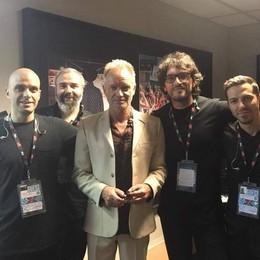 «Abbiamo suonato  con Sting a XFactor»  Fabio e Mattia felici