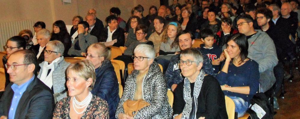 Il premio poesia fa il pieno   Valutate le opere di 64 autori