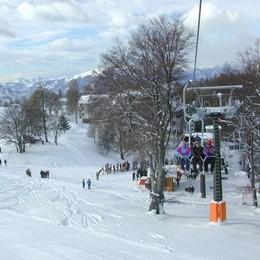 Pian delle Betulle, tanta voglia di sci  La stagione comincia con le pulizie