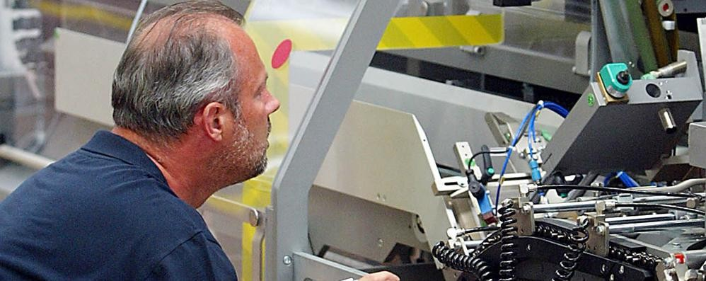 L'occupazione a Lecco  Nei servizi 2500 nuovi posti