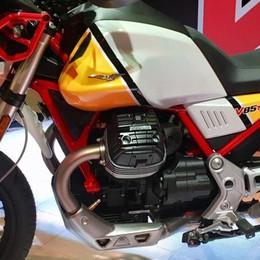 Salone del motociclo  Le novità di Guzzi e Vent