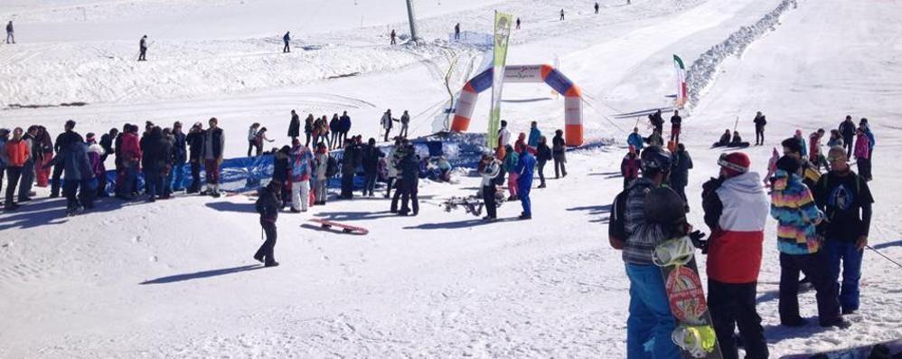 """Stop ai """"furbetti"""" sugli sci  Tagliato lo sconto ai residenti in Valle"""