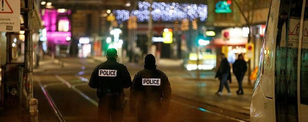 Strasburgo: spari e morti  al mercatino di Natale