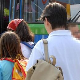 «È troppo indisciplinato»  Un mese senza scuolabus