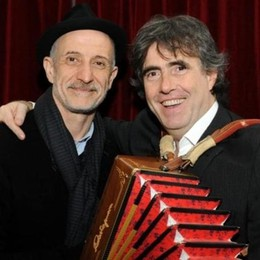 Servillo e Sparagna I  presepi napoletani diventano canzone