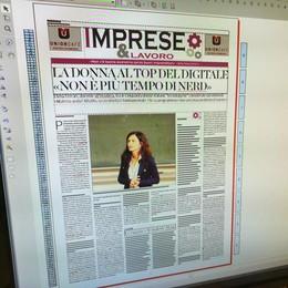 Lunedì con la Provincia  l'inserto Imprese&Lavoro  Le interviste e le inchieste