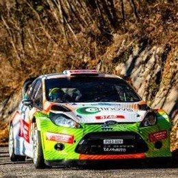 Rally Ronde Città dei Mille C'è gloria per i comaschi