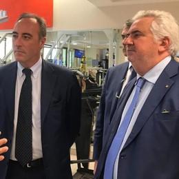 Sanità, Favini resta a Lecco Casazza all'Ats Brianza