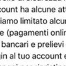 Ancora truffe on line sui conti correnti  Anche Banca Intesa presa di mira