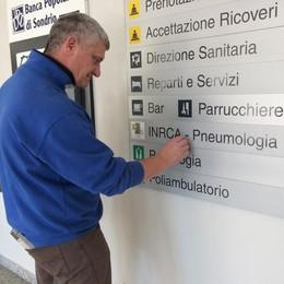 Merate, pneumologia: è fatta  A febbraio il reparto all'ospedale Mandic