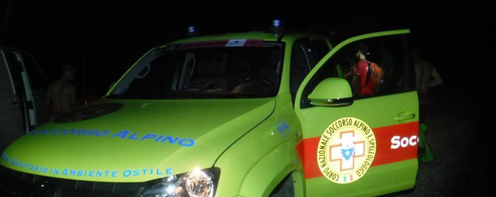 Grignetta, salvati in piena notte  i tre escursionisti dispersi