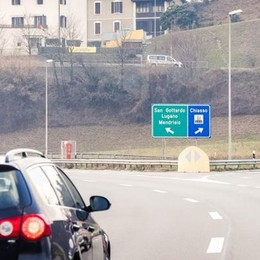 Ticino, in pensione 9 autovelox Non il radar in autostrada