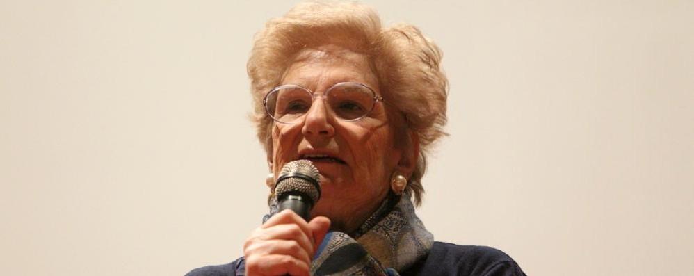 Liliana Segre senatrice a vita  I trascorsi  comaschi