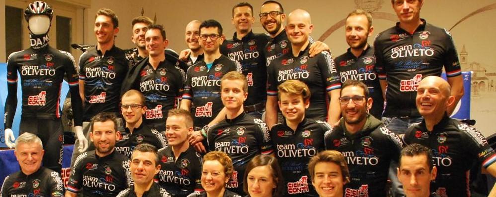 Il Team Oliveto cresce e rilancia  Mountain bike già aggressiva