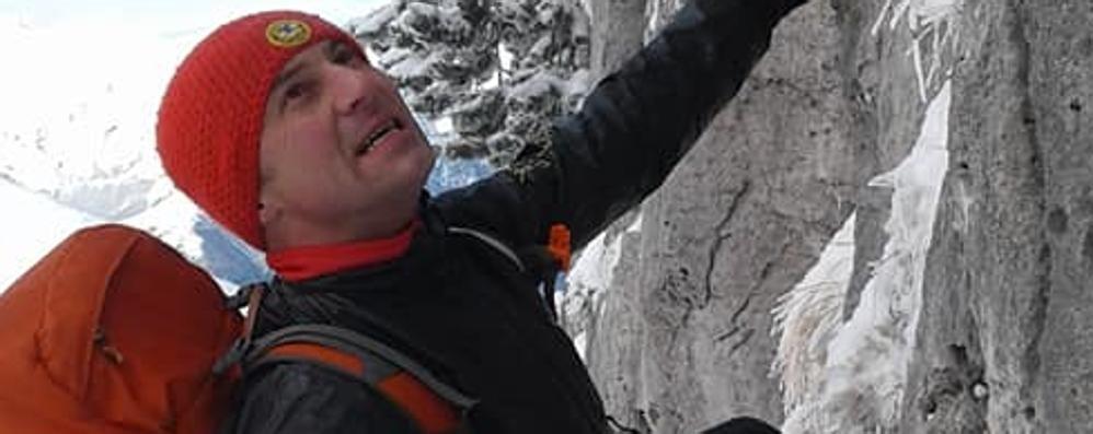 Un alpinista non si ferma  La montagna è la sfida  che dà senso alla sua vita