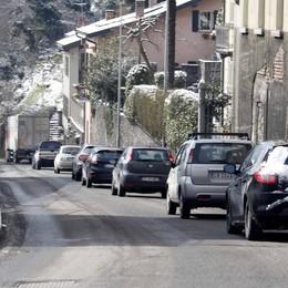 Cantiere Lecco-Ballabio  Da giovedì lavori sospesi