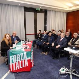 Elezioni, Galliani in città  «I miei gol con Berlusconi»