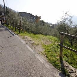 """La Sp 72 come scorciatoia verso Colico  Per """"tagliare"""" 12 chilometri sulla Statale"""