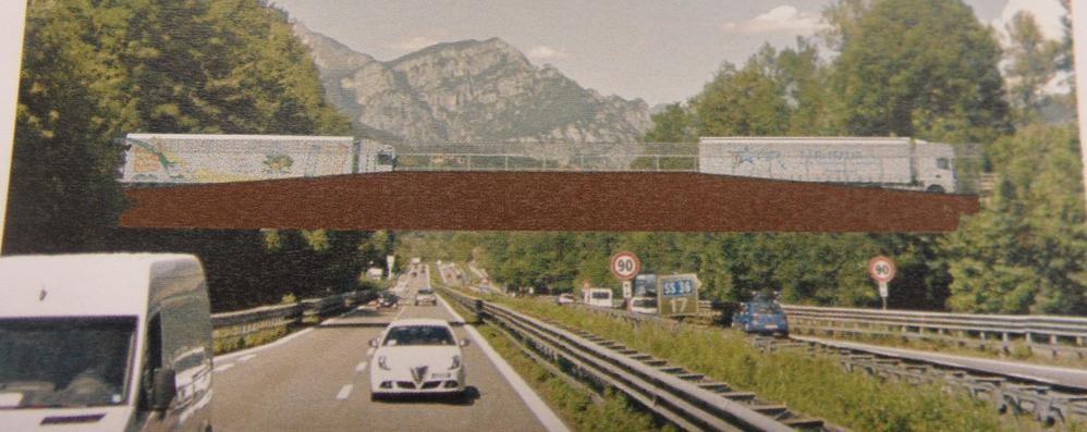 Nuovo ponte sulla 36, appaltati i lavori   «Il cantiere potrebbe partire ad aprile»