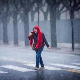 Weekend con la pioggia  Soprattutto domenica