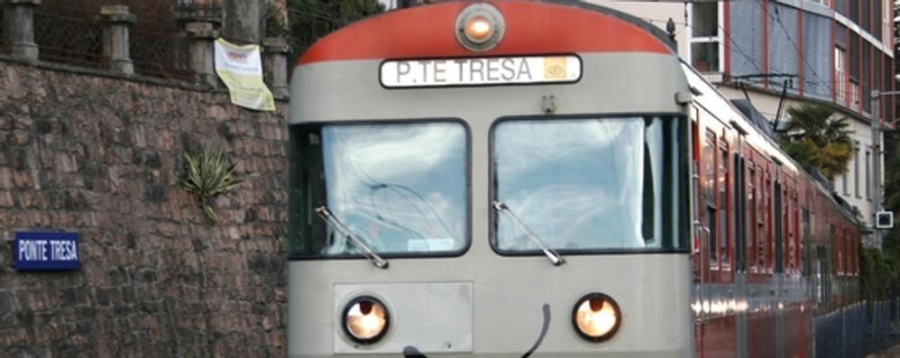 Lugano, trascinata dal treno  Grave ragazzina di 11 anni
