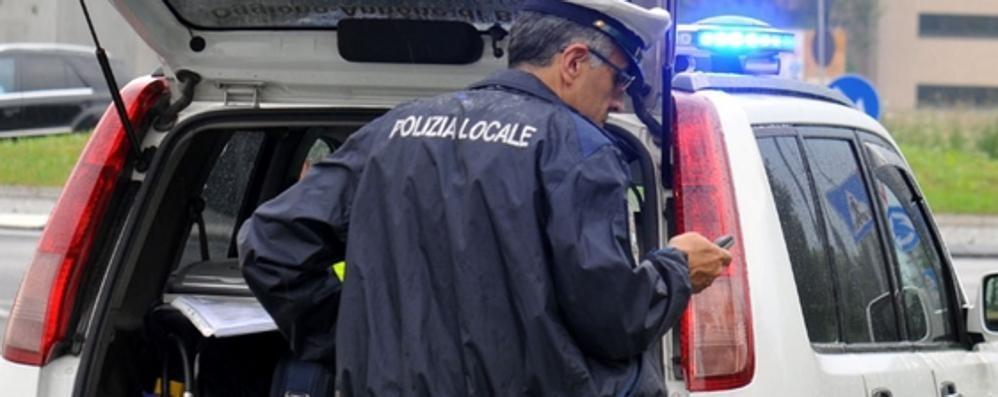 Oggiono, dalle multe 300 mila euro   L'assessore: «Serviranno per le strade»