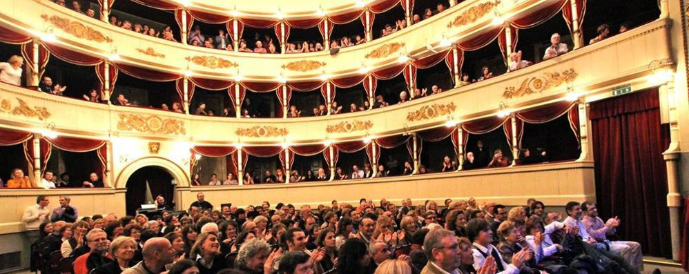 Lecco: «Teatro, entro due anni vogliamo affidare i lavori»