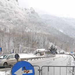 Caos Lecco-Ballabio, prova del traffico  per il nuovo orario