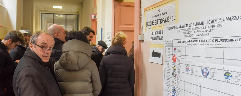 Lombardia, nessun seggio  ai 5Stelle nell'uninominale  Vince il centrodestra 51 a 4