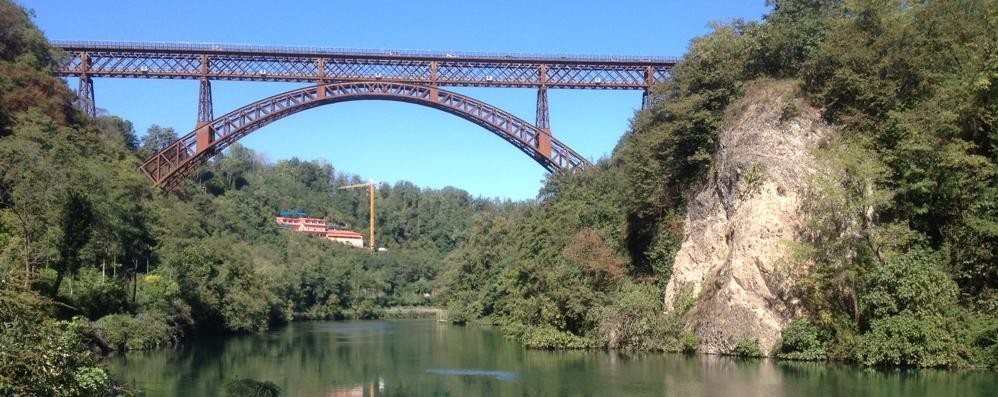 Ponte sull'Adda, finalmente il progetto  Fragomeli: «Via ai lavori da ottobre»