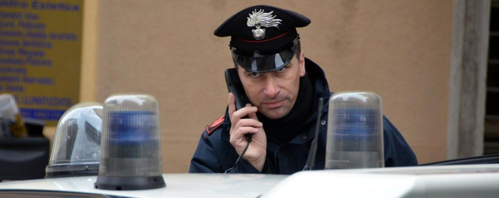 Olginate: «Voglio ucciderla»  I carabinieri lo arrestano